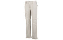 Columbia W Silver Ridge Convertible Full Leg Pant long fossil